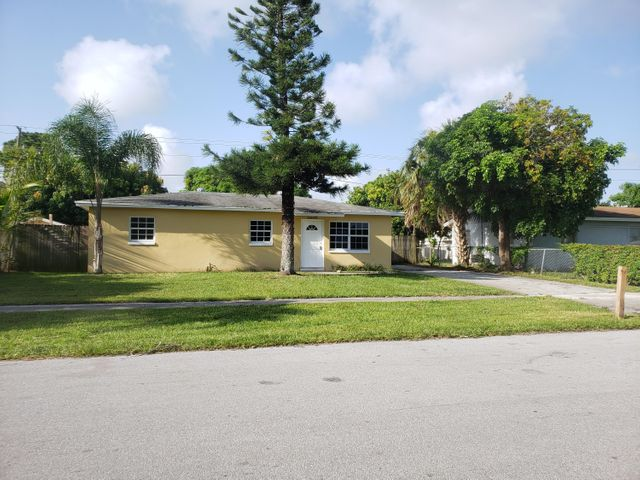 4898 Springfield Drive, West Palm Beach, FL 33415