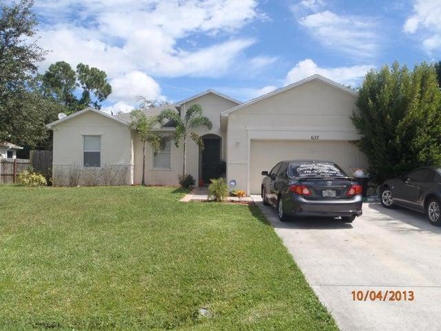 627 SW Byron Street, Port Saint Lucie, FL 34983