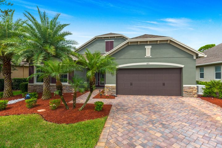 421 SW Sun Circle, Palm City, FL 34990