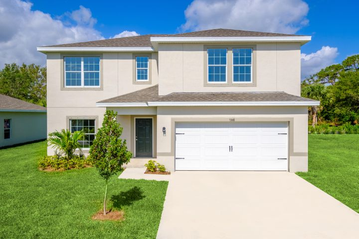 5255 Oakland Lake Circle, Fort Pierce, FL 34951