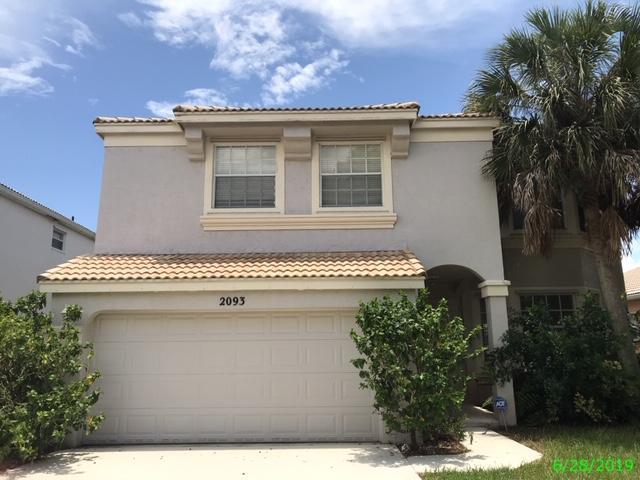2093 Reston Circle, Royal Palm Beach, FL 33411