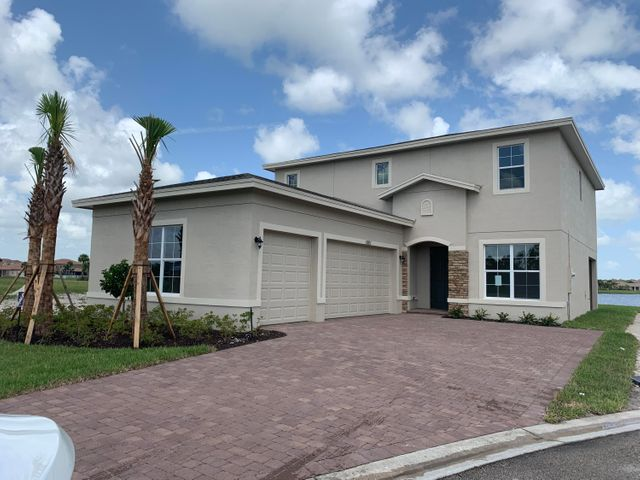 This 3 Bedroom, 2-Car Garage home offers plenty of space at a great value. First Floor highlights include an open Kitchen, Family Room, Casual Dining area and Flex Room that could be a Home Office, Hobby Room or Activity Space. For additional information ask your Vizcaya Falls New Home Consultant.