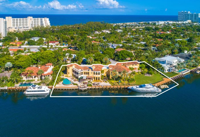 359\\' Waterfrontage Estate