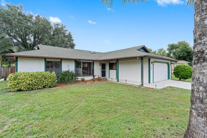 522 NW Turton Terrace, Port Saint Lucie, FL 34983