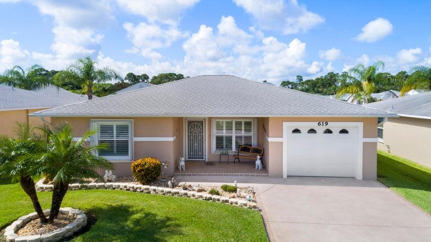 619 Paurotis Lane, Fort Pierce, FL 34982