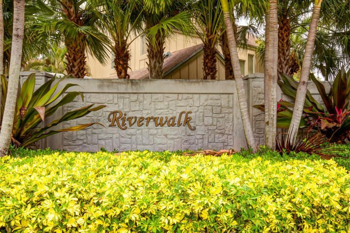 Upgraded ''Move-In-Ready'' 2 bedroom 2.5 bath townhouse in Riverwalk. Best School District in Jupiter!  Bring your boats, kayaks, & paddle boards... Granite counter tops, stainless steel appliances, plumbing (2011), bathrooms, paint, carpet. Community boasts Free Internet, boat storage, multiple pools, tennis, basketball, boat launch. Pet friendly, Family friendly and 5 minutes to I-95 & Turnpike via Indiantown Road,
