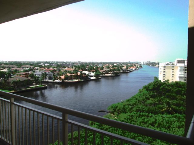VIEW FROM FRONT OF CONDO