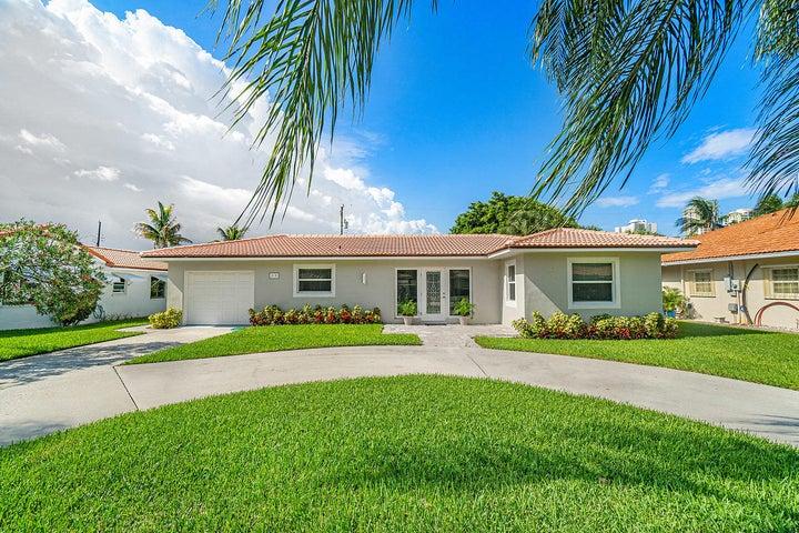 319 Bamboo Road, Palm Beach Shores, FL 33404