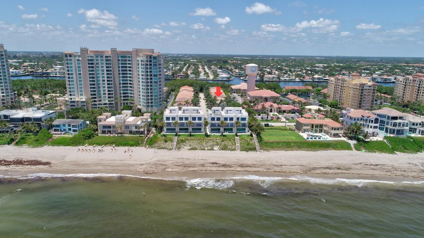 Surrounded by Multi-Million Homes in Highland Beach