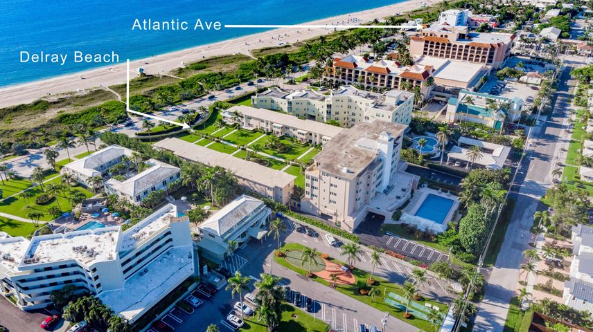 Excellent Location for Beach Lovers. Across the street from the Ocean and two blocks from Atlantic Avenue