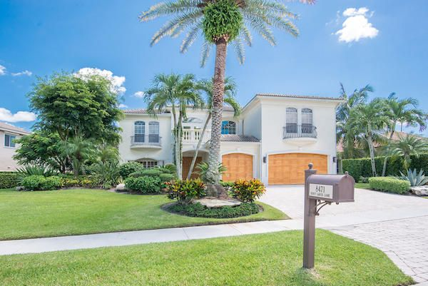 8471 Egret Lakes Lane, West Palm Beach, FL 33412