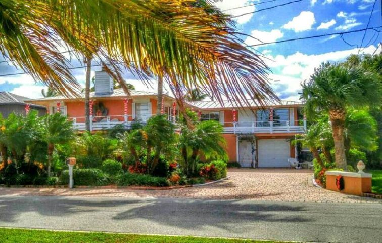 1807 Melaleuca Drive, Hutchinson Island, FL 34949