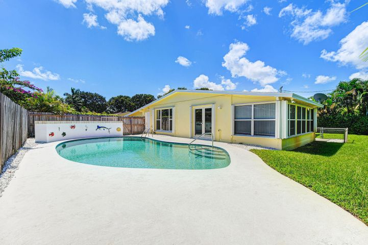 Pool Home Residence
