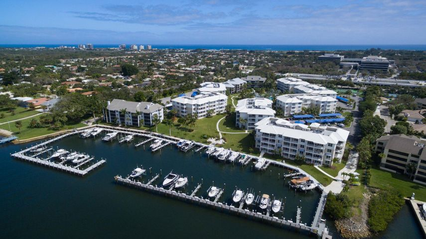 Live your dream in Juno Beach! Rarely on the market, this first floor 3 bedroom 2 1/2 bath  condo with top of the line custom designer finishes will not disappoint! Located in an intracoastal community with private marina! Boat slips available that can accommodate up to 40 ft boat available for separate purchase! Resort style amenities include pool, tennis, bocce , hot tub, fire pit , gym and clubhouse.It's all here!Close to beaches,fine dining, theaters, golf, and 20 minutes to Palm Beach Intl Airport.