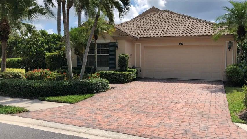 893 Augusta Pointe Drive, Palm Beach Gardens, FL 33418