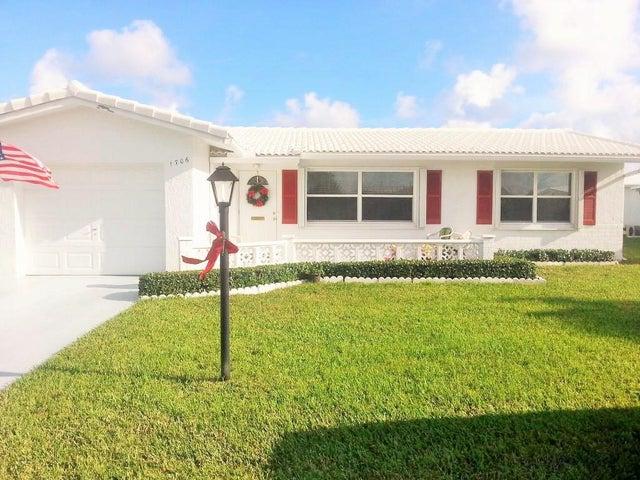 1706 SW 19th Drive, Boynton Beach, FL 33426