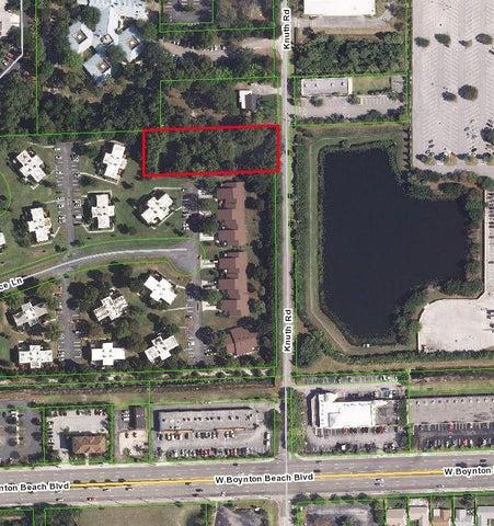 Lot Knuth Road, Boynton Beach, FL 33436