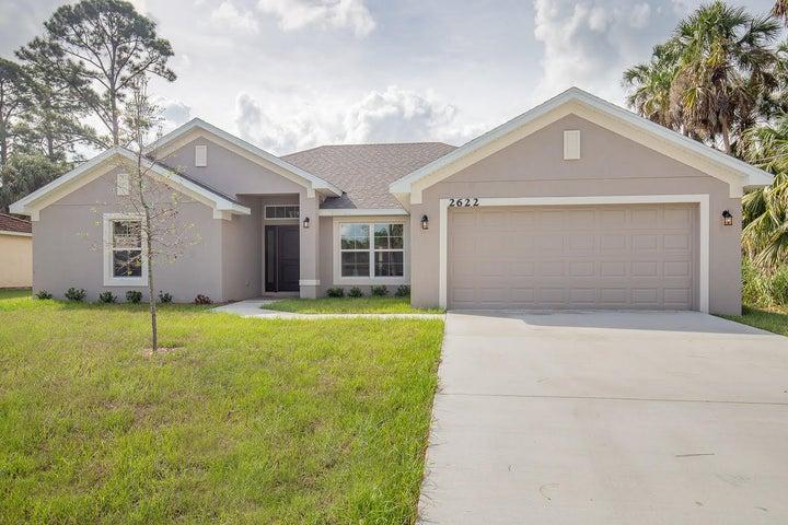 5810 Tangelo Drive, Fort Pierce, FL 34982