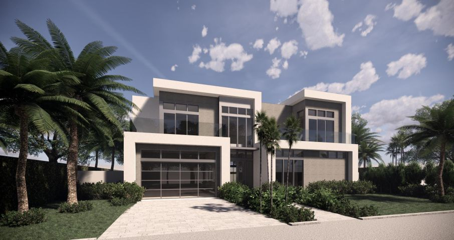 Prime Location!! Direct intracoastal in sought after Tropic Isle neighborhood in Delray Beach.  Exceptional new build being offered at an unmatched price. Home to be fitted with Wolf and Subzero appliances, custom cabinetry, ES windows, sound proofed walls and so much more. Buyer has the opportunity to select their style and finishes & customize their preferred layout. Weston Construction is the builder of this magnificent masterpiece. Enjoy 132 ft of direct intracoastal offering mesmerizing views, seawall has been cap & battered and comes with warranty.  Full set of renderings to be added soon. There is a teardown currently on the lot being offered at 1.95.  Do not miss your opportunity to live in a brand new modern house for almost a million dollars less than everyone else!!