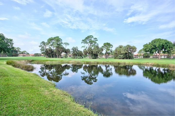 Highly sought after updated 1st floor Tennis Villa  w/Canal views available furnished for lease. At PGA National Resort & Spa.  Home of the Honda Classic. Enjoy Florida living at its finest!*Already Rented for 2020 Season Jan-March.               Available Offseason:      Nov. $3,720      Dec. $4,500
