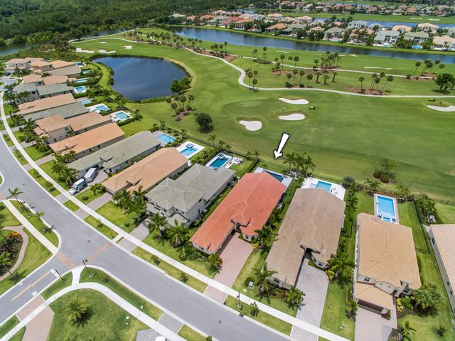 Live your best life in this stunning 2017 one story 4BR/3BA home in the luxury resort-style community of Jupiter Country Club.  Designer touches throughout this gem! The kitchen features white cabinetry, quartz countertops & KitchenAid appliances. Step out from the open concept great room to the extended covered lanai through the pocketing sliders which welcome you to the outdoor oasis. Inviting & spacious, this area boasts a decked out summer kitchen w/dual tap kegerator, automated retractable screens & outdoor shower. Relish the golf course vistas from the salt pool & flush spa. Amenities include Greg Norman golf course, 2 pools, restaurants, fitness center, tennis, bocce ball, pickle ball & basketball. Close proximity to I-95, turnpike & all the amazing activities Jupiter has to offer.