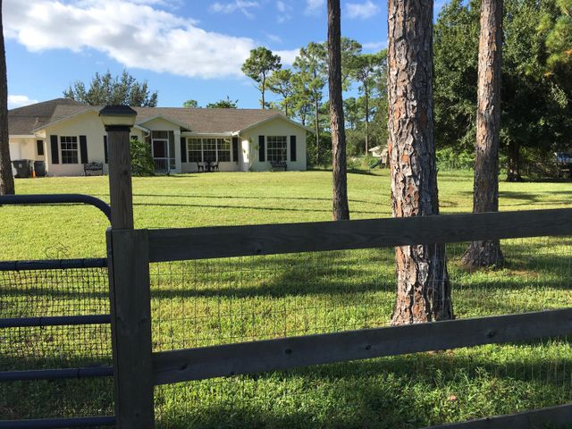 17854 69th Street N, Loxahatchee, FL 33470