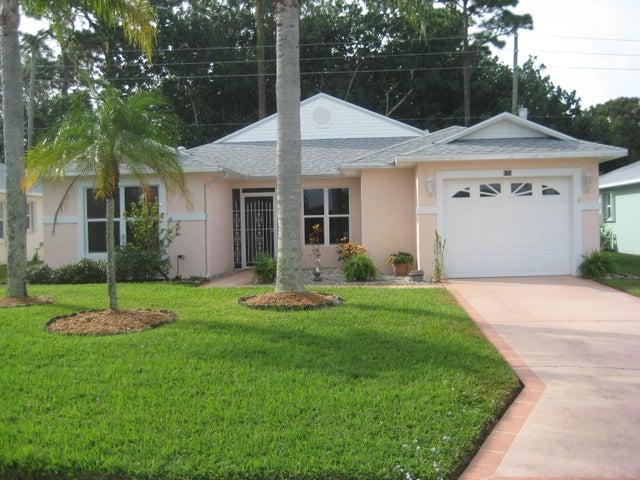 673 Ponytail Lane, Fort Pierce, FL 34982