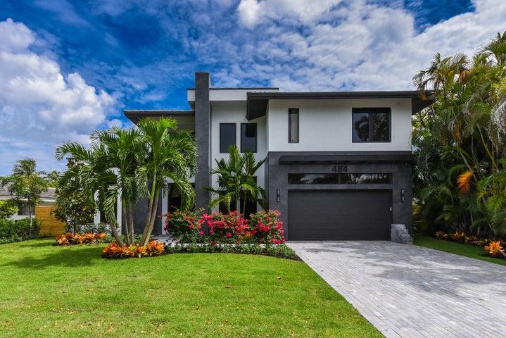 484 NE Wavecrest Court, Boca Raton, FL 33432