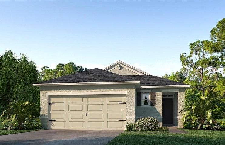 11121 SW Hadley Street, Port Saint Lucie, FL 34987