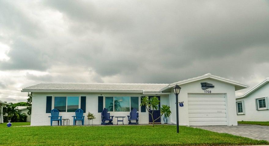 1708 SW 18th Street, Boynton Beach, FL 33426