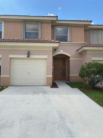 417 Rainbow Springs Terrace, Royal Palm Beach, FL 33411