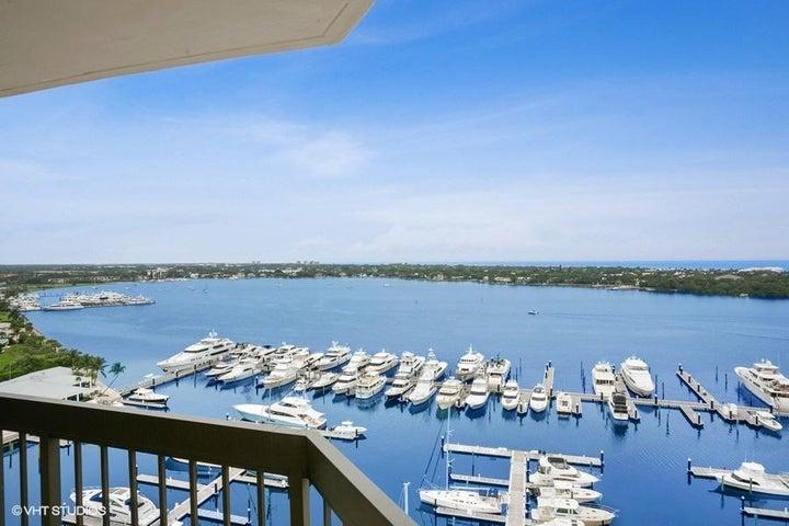 Ocean, Intracoastal and Marina Views