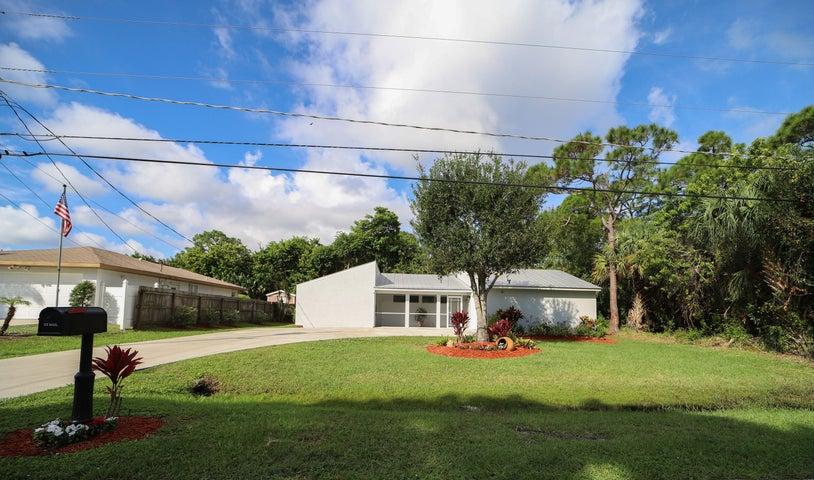6009 Seagrape Drive, Fort Pierce, FL 34982