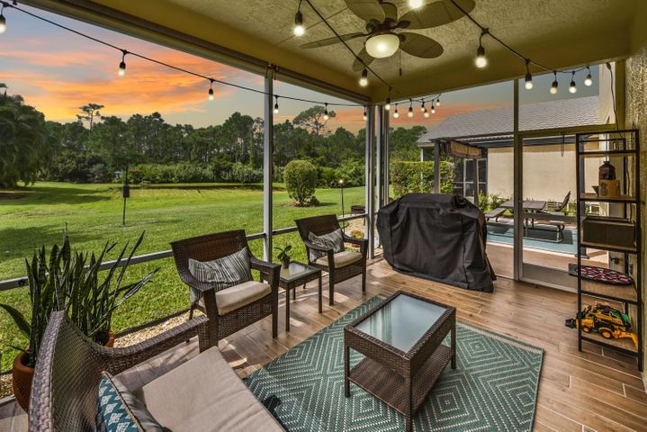 A must have for Fla, a Screened Lanai
