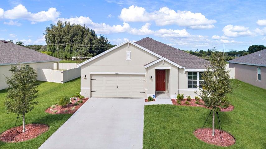 8628 Cobblestone Drive, Fort Pierce, FL 34945