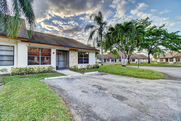 1250 Parkside Green Drive, D, Greenacres, FL 33415