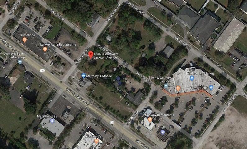 15343 SW Jackson Avenue, Indiantown, FL 34956