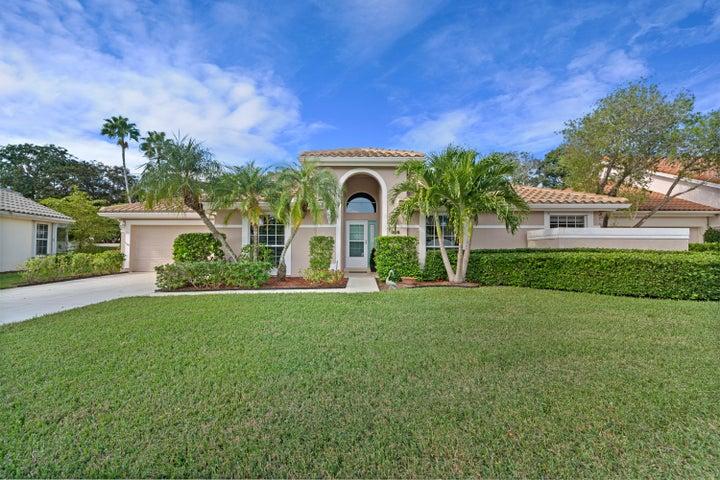 356 Eagleton Golf Drive, Palm Beach Gardens, FL 33418