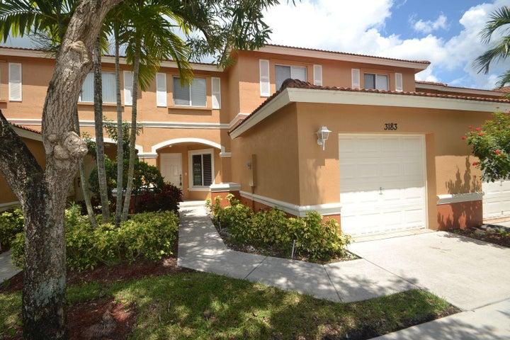 3183 Osprey Lane, West Palm Beach, FL 33411