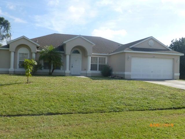 1371 SE Ladner Street, Port Saint Lucie, FL 34983