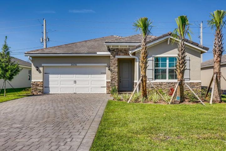 3470 SW Blackberry Lane, Palm City, FL 34990