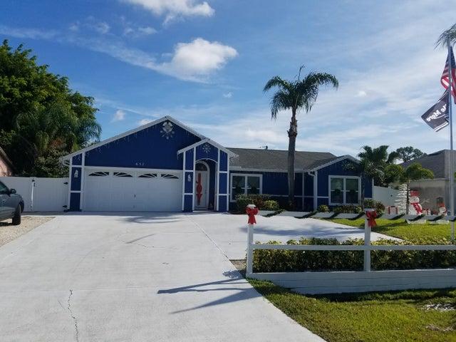 657 SW Byron Street, Port Saint Lucie, FL 34983