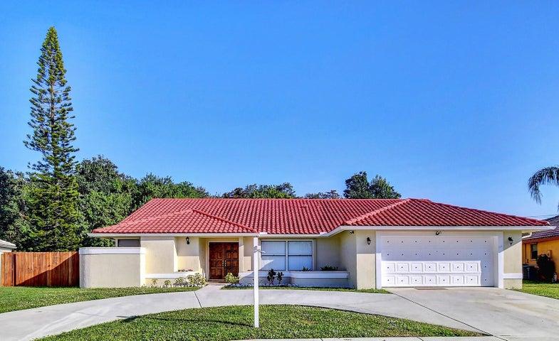 22089 Martella Avenue, Boca Raton, FL 33433