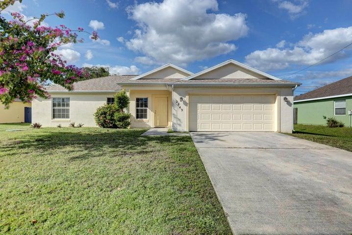 2849 SE Ironton Avenue, Port Saint Lucie, FL 34952