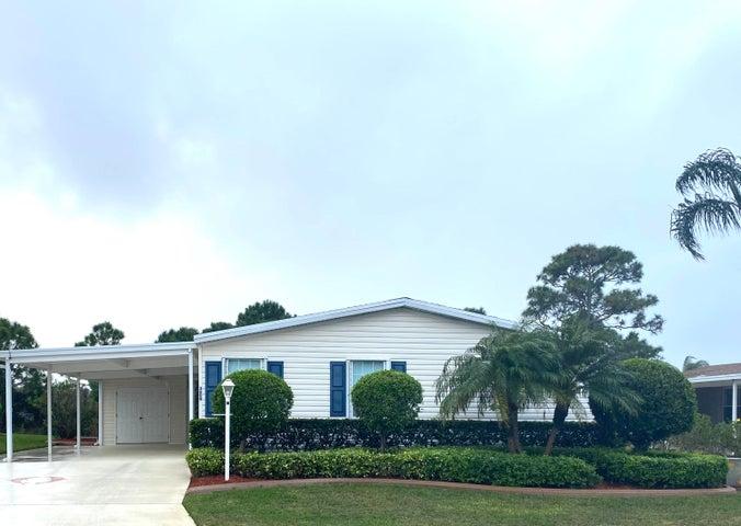 3609 Red Tailed Hawk Drive, Port Saint Lucie, FL 34952