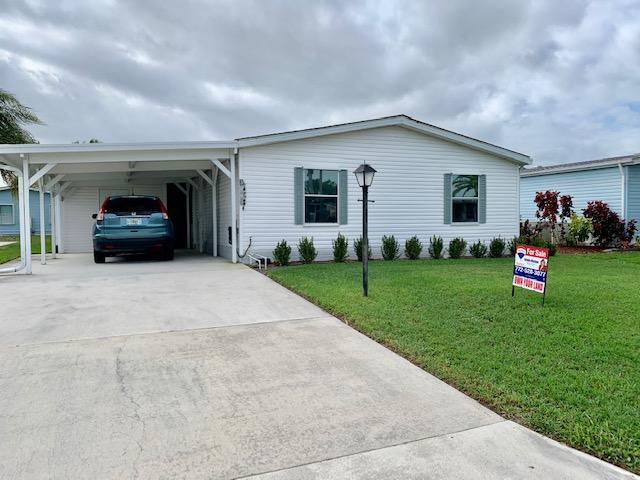3605 Crabapple Drive, Fort Pierce, FL 34952