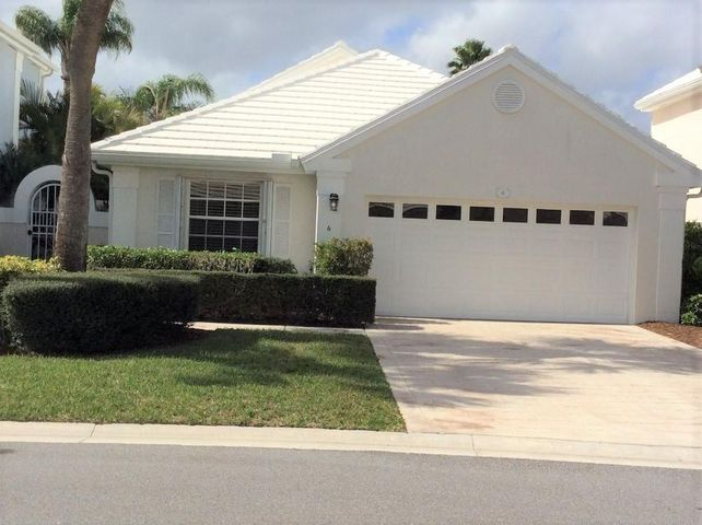 THE SHANNON MODEL 3/2  TWO  CAR GARAG. ONE STORY - LIGHT & BRIGHT W/ SKYLITES.    JUST PAINTED INSIDE, NEW WOOD LAMINATE FLOORING IN BEDROOMS, NEWER APPLIANCES, CLEAN & SPOTLESS.LARGE SCREENED PRIVATE PATIO.HURRICANE SHUTTERS,MOVE IN READY.