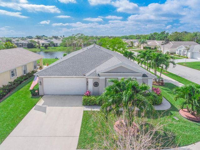 LAKE FOREST ST LUCIE WEST NEWLY RENOVATED HOME WITH FULL HOUSE GAS GENERATOR 2018, WITH 3 YEAR WARRANTY CAN BE RENEWED / TRANSFERRED* BRAND NEW 2019 WASHER/DRYER UNIT, A/C UNIT 2015 WITH NEST THERMOSTAT, WATER HEATER 2019, KITCHEN APPLIANCES 2018.EXTERIOR NEWLY PAINTED 3 YEARS. HOME WIRED FOR SURROUND SOUND & SECURITY, CUSTOM LIGHT & FAN FIXTURES, SPACIOUS 2 CAR GARAGE WITH LOTS OF STORAGE. CUSTOM CROWN MOLDING, HIGH QUALITY MAHOGANY STYLE LAMINATE FLOORING. LOW$ HOA,INCLUDES, LAWN-CARE, PEST CONTROL, CABLE/INTERNET, CLUBHOUSE, FITNESS CENTER,2  POOLS, PARK & LIBRARY. WALKING DISTANCE TO SAINT LUCIE TRANSPORTATION, MEDICAL, SHOPPING & RESTAURANTS . CLOSE TO GOLFING, BASEBALL STADIUM & BEACHES!!!