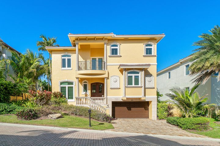 451 Surfside Lane, Juno Beach, FL 33408