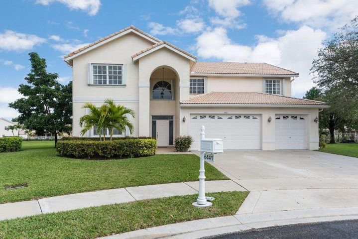 6441 Bridgeport Lane, Lake Worth, FL 33463